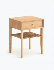 Woodern Square Dressing Table