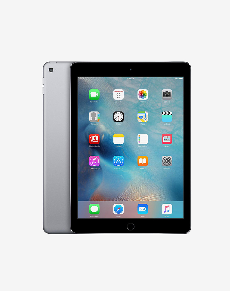 Apple iPad air 2 A1566 space grey 32GB