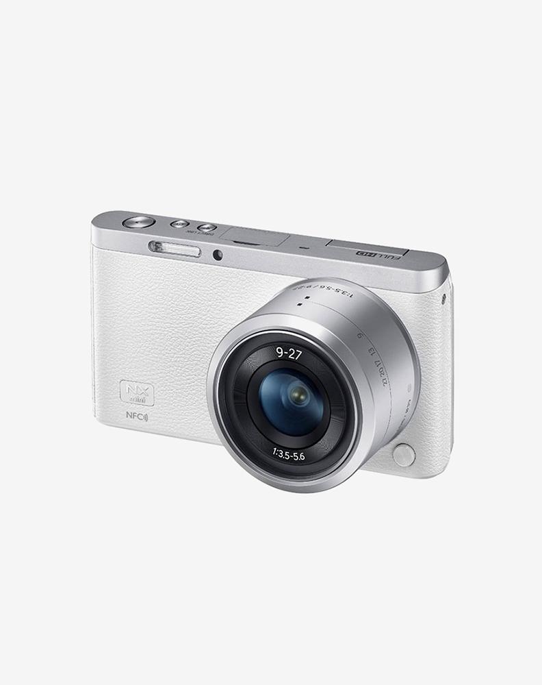 Samsung NX mini 21MP smart camera & 9mm lens kit